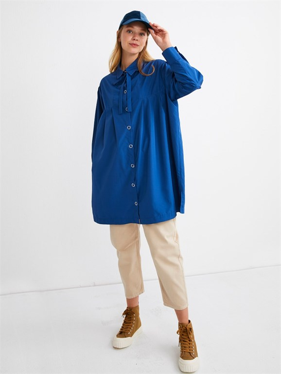 ELSA RAİNCOAT BLUE
