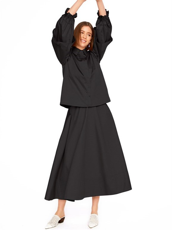 Mary Exclusive Skirt Black