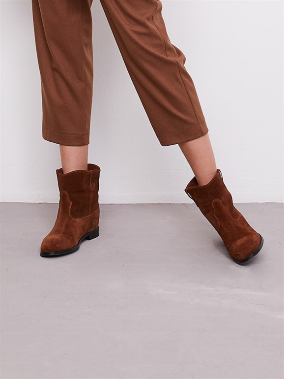 milano boots brown